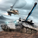 Massive Warfare Aftermath – Free Tank Game APK MOD Unlimited Money 1.46.142 for android