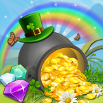 Match 3 – Rainbow Riches APK MOD Unlimited Money 1.0.12 for android