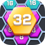 Merge Block Puzzle – 2048 Hexa APK MOD Unlimited Money 1.2.3 for android