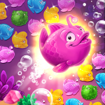 Mermaid – treasure match-3 APK MOD Unlimited Money 2.37.0 for android