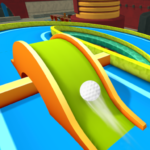 Mini Golf 3D City Stars Arcade – Multiplayer Rival APK MOD Unlimited Money 21.3 for android
