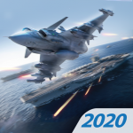 Modern Warplanes Sky fighters PvP Jet Warfare APK MOD Unlimited Money 1.8.42 for android