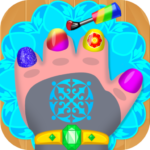 Nail salon for kids. APK (MOD, Unlimited Money) 1.0.3 for android