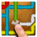 Pipe Twister Pipe Game APK MOD Unlimited Money 2.21 for android