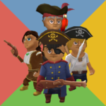 Pirates party: 2 3 4 players APK (MOD, Unlimited Money) 2.12 for android