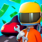 Pit Crew Heroes – Idle Racing Tycoon APK MOD Unlimited Money 2020.16.6 for android