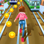 Subway Princess Runner APK MOD Unlimited Money 3.9.3 for android