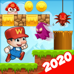 Super Bino Go 2 – New Game 2020 APK (MOD, Unlimited Money) 1.6.2  for android