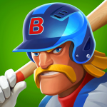 Super Hit Baseball APK MOD Unlimited Money 1.6 for android