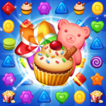 Sweet Candy POP Match 3 Puzzle APK MOD Unlimited Money 1.1.9 for android