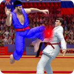 Tag Team Karate Fighting Tiger World Kung Fu King APK MOD Unlimited Money 1.7.10 for android