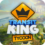 Transit King Tycoon – City Tycoon Game APK MOD Unlimited Money 3.9 for android
