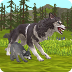 WildCraft: Animal Sim Online 3D APK (MOD, Unlimited Money) 18.3_adreno for android