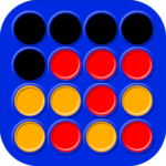 4 in a row – Board game for 2 players APK (MOD, Unlimited Money) 2.1  android