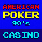 American Poker 90s Casino APK MOD Unlimited Money 2.2.15 for android