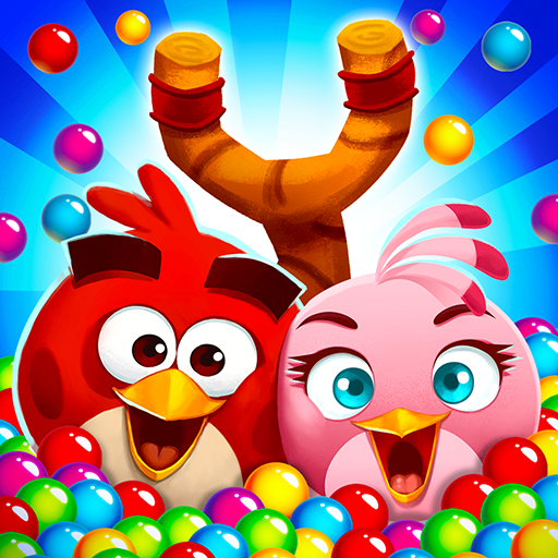 Angry Birds POP Bubble Shooter APK MOD Unlimited Money 3.79.1 for android