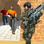 Anti-Terrorist Shooting Mission 2020 APK MOD Unlimited Money 2.4 for android