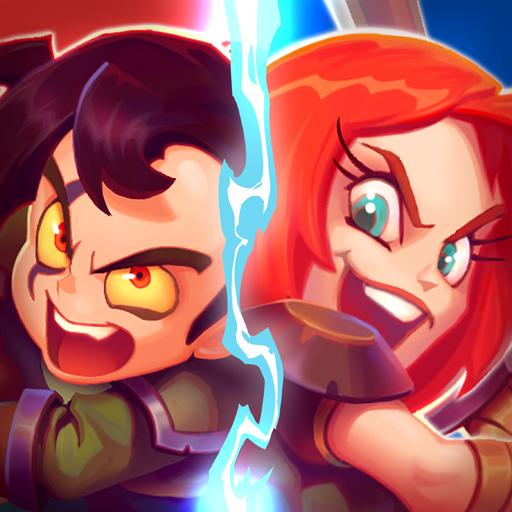 Auto Battle Chess Royale War. Magic Heroes Arena APK MOD Unlimited Money 1.0.13 for android