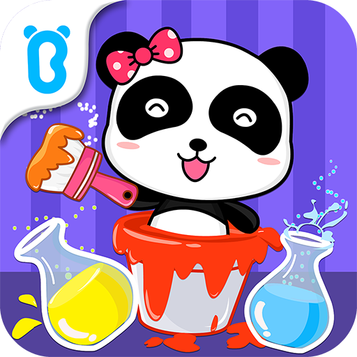 Baby Panda's Color Mixing Studio APK (MOD, Unlimited Money) 8.45.00.03 for android