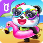 Baby Panda's Summer: Vacation APK (MOD, Unlimited Money) 8.48.00.00 for android