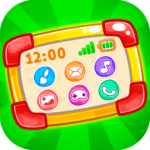 Babyphone & tablet – baby learning games, drawing APK (MOD, Unlimited Money) 1.9.7 for android