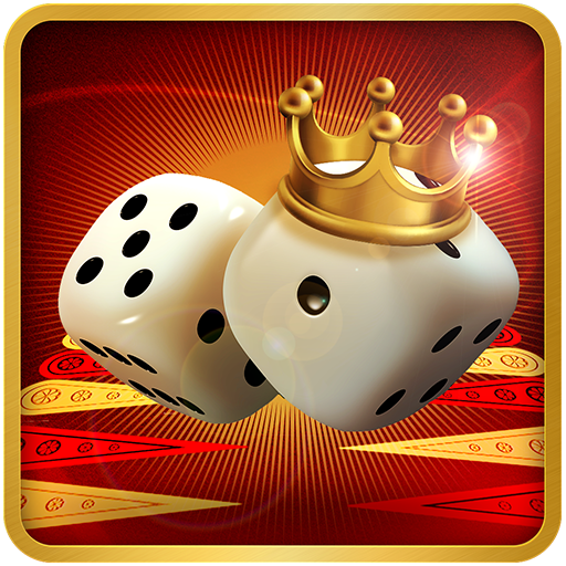 Backgammon King Online Free Social Board Game APK MOD Unlimited Money 2.9.4 for android