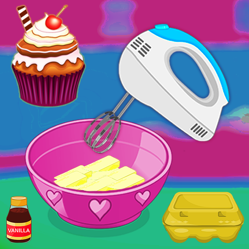 Baking Cupcakes – Cooking Game APK (MOD, Unlimited Money) 7.1.64 for android