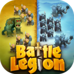 Battle Legion APK MOD Unlimited Money 0.7.5 for android