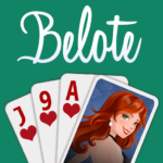 Belote Multiplayer APK MOD Unlimited Money 2.11.3 for android