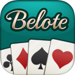 Belote.com – Free Belote Game APK MOD Unlimited Money 2.0.43 for android