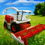 Big Farm Mobile Harvest Free Farming Game APK MOD Unlimited Money 4.21.16592 for android