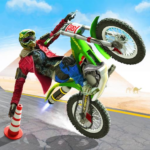Bike Stunt 2 New Motorcycle Game – New Games 2020 APK MOD Unlimited Money 1.19 for android