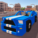 Blocky Car Racer APK (MOD, Unlimited Money)  for android 1.25