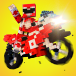Blocky Superbikes Race Game – Motorcycle Challenge APK MOD Unlimited Money 2.11.33 for android