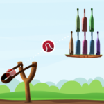 Bottle Shooting Game APK MOD Unlimited Money 2.6.9 for android