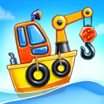 Build an Island. Kids Games for Boys. Build House APK MOD Unlimited Money 1.1.11 for android