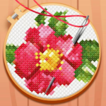 CROSS-STITCH COLORING BOOK APK MOD Unlimited Money 0.0.120 for android