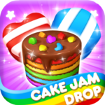 Cake Jam Drop APK MOD Unlimited Money 1.0.7 for android