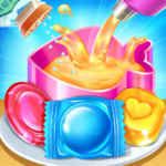 Candy Making Fever – Best Cooking Game APK MOD Unlimited Money 2.5.5009 for android