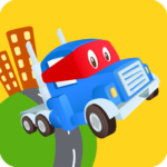 Car City World Little Kids Play Watch TV Learn APK MOD Unlimited Money 1.2.0 for android