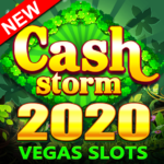 Cash Storm Casino – Online Vegas Slots Games APK MOD Unlimited Money for android