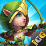 Castle Clash Bang Chin – Gamota APK MOD Unlimited Money 1.4.3 for android