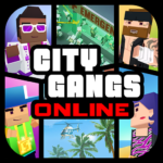 City Gangs San Andreas APK MOD Unlimited Money 1.36.2 for android