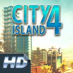 City Island 4- Simulation Town: Expand the Skyline APK (MOD, Unlimited Money) 2.4.1 for android