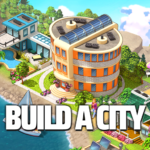 City Island 5 – Tycoon Building Simulation Offline APK MOD Unlimited Money 2.12.3 for android