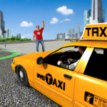 City Taxi Driving simulator online Cab Games 2020 APK MOD Unlimited Money 1.44 for android