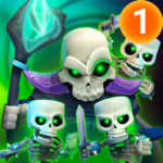 Clash of Wizards – Battle Royale APK MOD Unlimited Money 0.17.2 for android