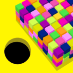 Color Hole 3D APK MOD Unlimited Money 1.2.13 for android