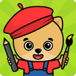 Coloring and drawing for kids APK (MOD, Unlimited Money) 3.107 for android