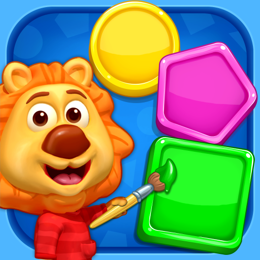 Colors Shapes – Kids Learn Color and Shape APK MOD Unlimited Money 1.2.2 for android